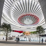 SWA Completes Xiqu Center