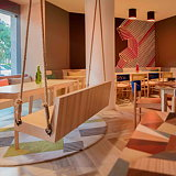 JOI-Design Reinvents Ginger Goa for Taj Hotels