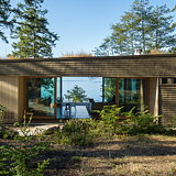 Heliotrope Architects Designs 'Lone Madrone' Retreat Nestled into the Landscape of Orcas Island