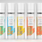 PB Creative Designs Sophisticated New Look for Toni and Guy
