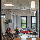 JCJ Architecture HQ at Historic Coltsville East Armory Building