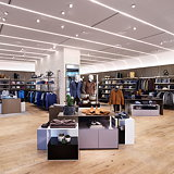 JHA Designs New Peter Millar Store in Chicago