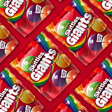 Straight Forward Designs Launch Campaign for Skittles Giants