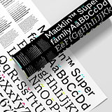 Monotype Launches 19th Century-Inspired Typeface 'Macklin'
