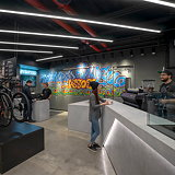 TPG Architecture Designs Strictly Cycling Collective's New Hudson Yards Retail Experience