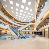 Kokaistudios Designs Interiors for Bund Finance Center South Mall