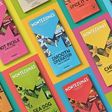 Butterfly Cannon Designs New Brand Identity for Montezuma's Chocolates