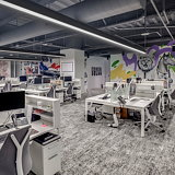 Ware Malcomb Designs L'oreal Pulp Riot Offices in Encino