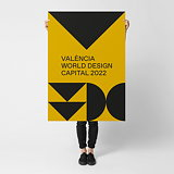 2022 World Design Capital Valencia Visual Identity Receives Two Red Dot Design Awards