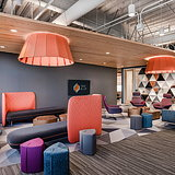 Ware Malcomb Completes ZS Associates Office in San Francisco