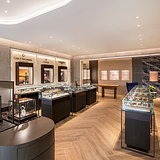 MBH Architects Modernizes Tourneau Retail Store in Naples, Florida