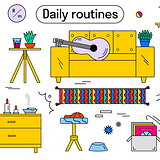 Daily Routines - Habits That Support Creativity