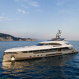 Rossinavi Launches Vector 50 Superyacht 'EIV'