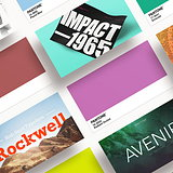 Pantone x Monotype - How Color and Font Make an Iconic Brand