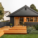 SHED Architecture Turns 1920s Bungalow into Contemporary Bohemian Home