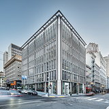 MBH Architects Completes First Ground-up Development in San Francisco's Union Square in Over 20 Years
