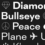 Emtype Foundry Releases Inklination