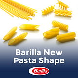 Barilla New Pasta Shape Ideas Competition