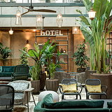 THDP Designs Interiors for DoubleTree by Hilton Rome Monti Hotel