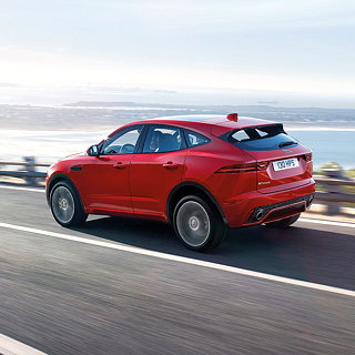 Jaguar Unveils New E-PACE