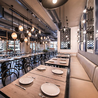Demirci Restaurant by Caglayan Architects