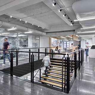 Ted Moudis Associates' Foot Locker Project Awarded CoreNet NYC 2017 Commercial Interior Project of the Year