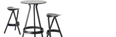 The Distinctive 404 H Barstool By Stefan Diez