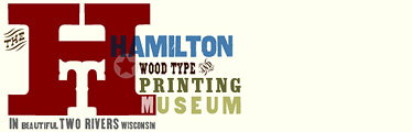 Hamilton Wood Type Celebrates 10th Anniversary with Poster Show and Workshops