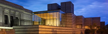 Rafael Vinoly Architects Complete East Wing at Cleveland Museum of Modern Art