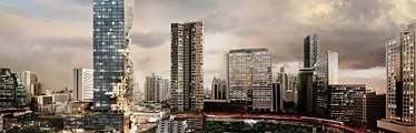 Bangkok Rising - Construction to Begin on Ole Scheeren / OMA's MahaNakhon