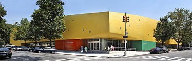 Rafael Vinoly Architects Expansion of Brooklyn Children's Museum Awarded LEED Silver