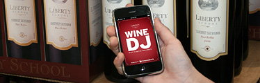 Wine DJ - 72andSunny Creates 1st Mobile App for a Winery