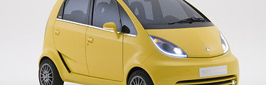 Tata Nano to be Featured at Cooper-Hewitt, National Design Museum