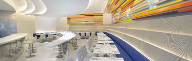 Andre Kikoski Architect Designs New Restaurant for Restaurant Associates in Guggenheim Museum