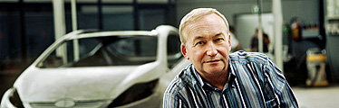 Martin Smith - Father of Kinetic Design Shapes the Next-Generation Ford Focus