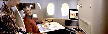 Qantas A380 First Class Suite Wins Good Design Award