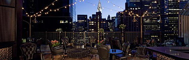 De-Spec Reinvents Manhattan Rooftop Lounges