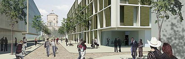 Oxford University Granted Planning Permission for New Buildings