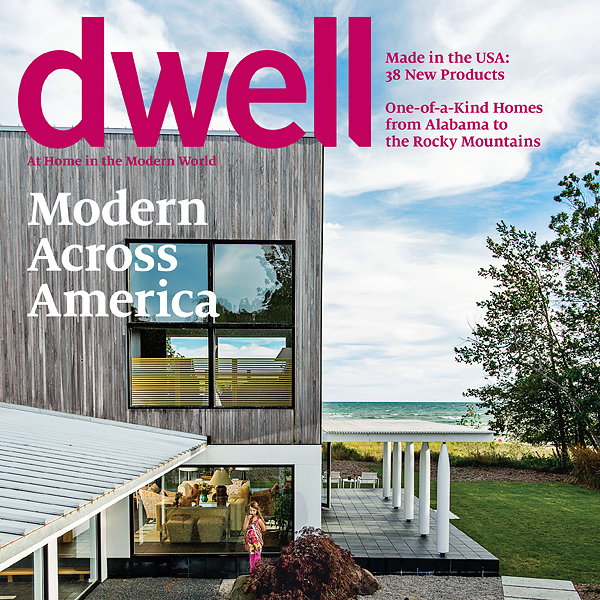 Dwell July/August 2014 Issue