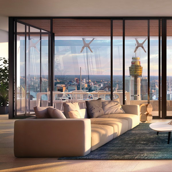 Woods Bagot Unveils Design for Ultra-luxe Penthouses