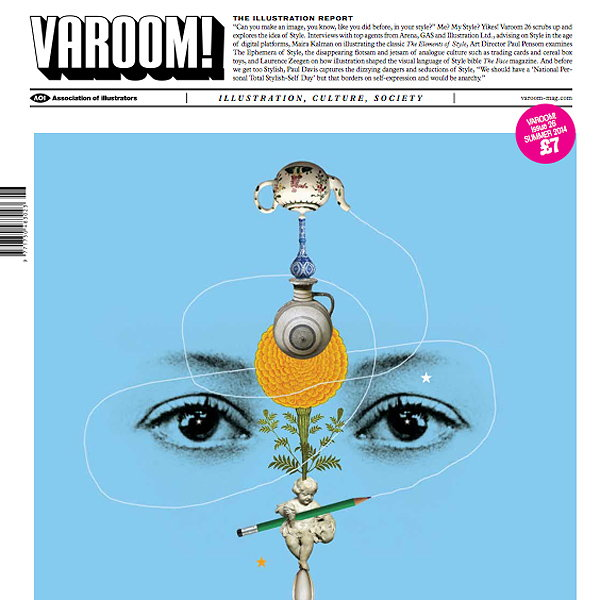 Varoom 26 - The Style Issue