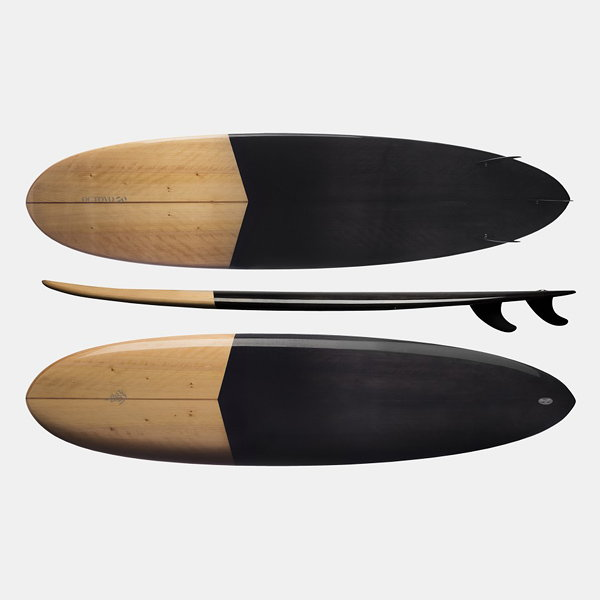 Tilley Surfboards by Ammunition