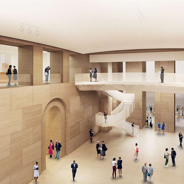 Making a Modern Classic - Frank Gehry's Master Plan for the Philadelphia Museum of Art