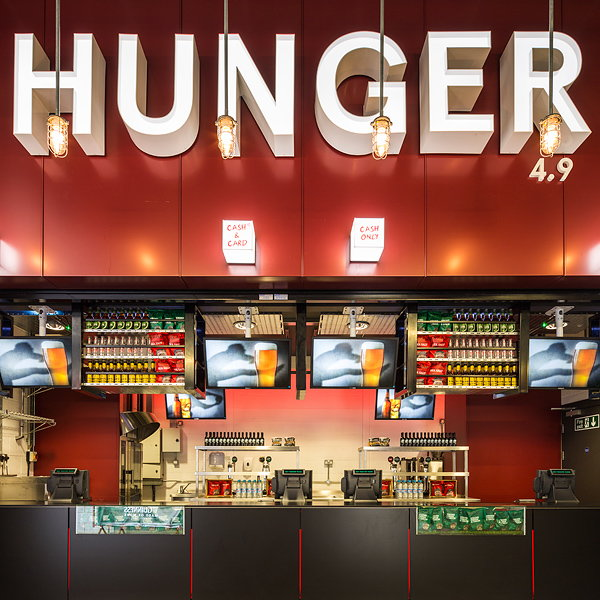 SHH Re-vamps Food and Beverage Outlets at Twickenham Stadium
