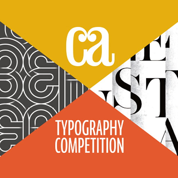 Communication Arts 5th Annual Typography Competition