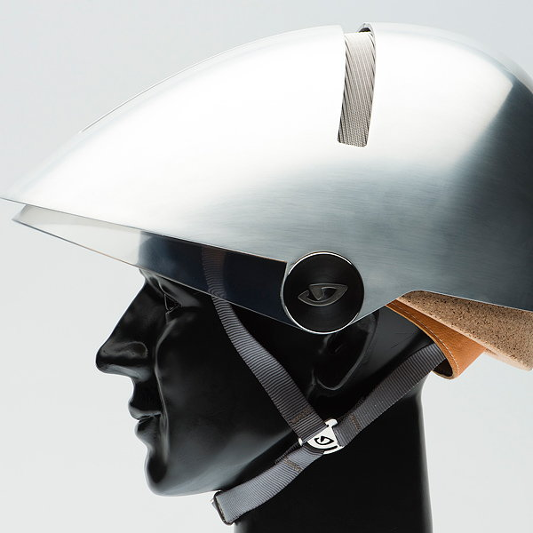 Giro Sport Design and Philippe Starck Reinvent The Bicycle Helmet