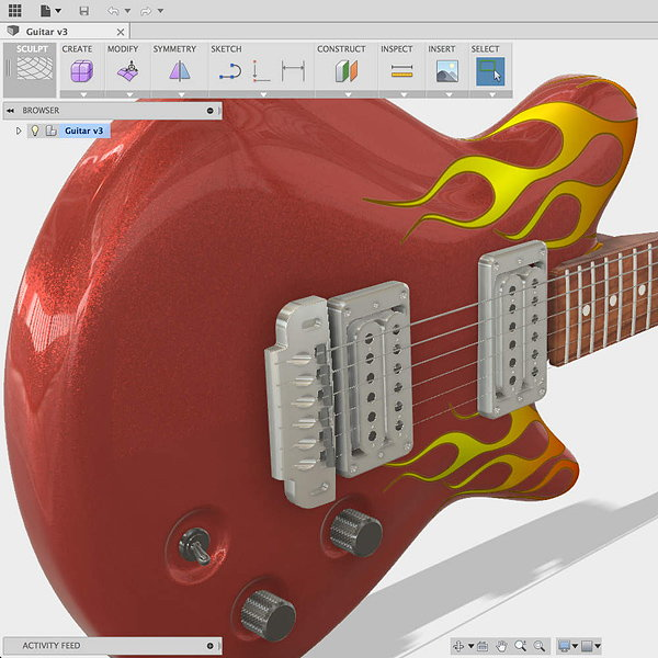 Autodesk Fusion 360 Now Available in the Mac App Store