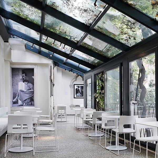 Peggy Guggenheim Cafè By Hangar Design Group