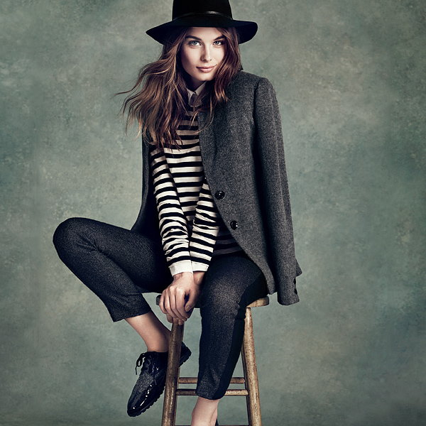 Johnston and Murphy Turns Attention Toward Women for Fall 2014