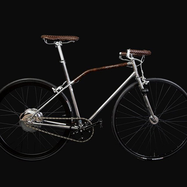 Pininfarina Unveils Limited Edition Luxury Bike for Fuoriserie